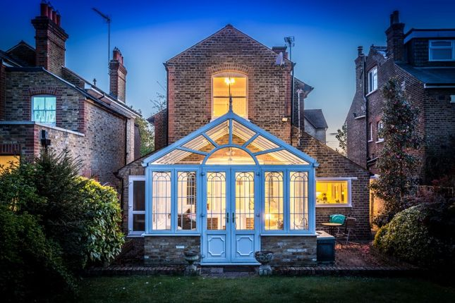 Thumbnail Detached house for sale in Clifton Road, Kingston Upon Thames, Surrey