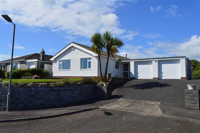 Thumbnail Detached bungalow for sale in Hillcrest, Langland, Swansea