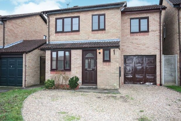 Thumbnail Detached house to rent in Cockerills Meadow, Hillmorton