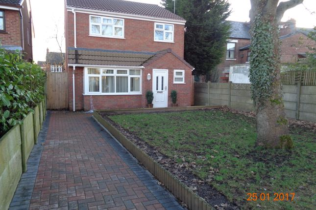 Thumbnail Detached house to rent in Malham Close, Leigh