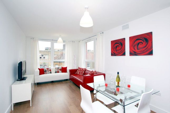 Thumbnail Flat to rent in Dunbar Road, London