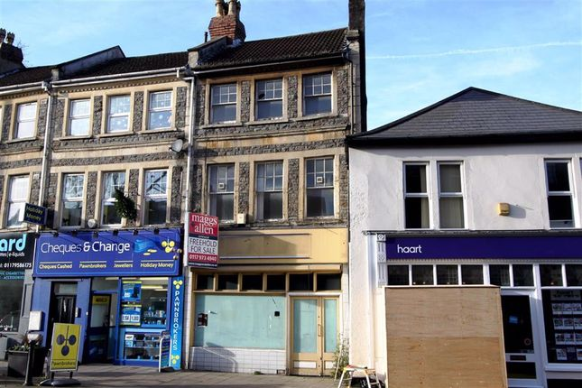 Thumbnail Retail premises for sale in Fishponds Road, Fishponds, Bristol