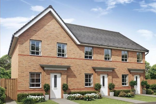 """Thumbnail 2 bedroom terraced house for sale in """"Richmond"""" at Red Lodge Link Road, Red Lodge, Bury St. Edmunds"""