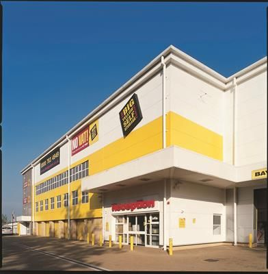 Warehouse to let in Big Yellow West Norwood, 107 Knights Hill, West Norwood, London