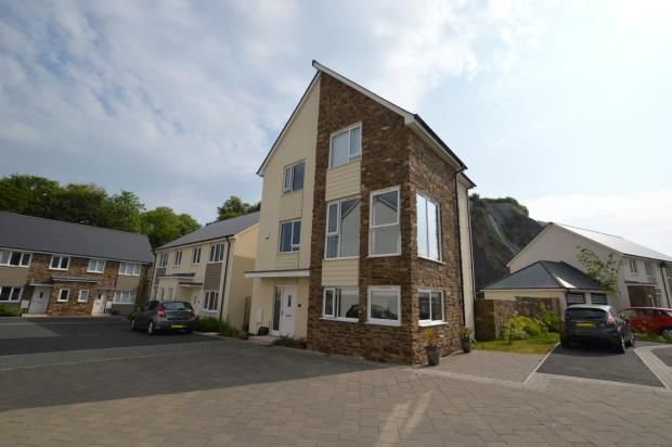 Thumbnail Detached house for sale in Boston Close, Plymouth, Devon