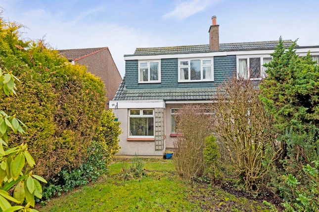 Thumbnail Property for sale in Mauricewood Road, Penicuik