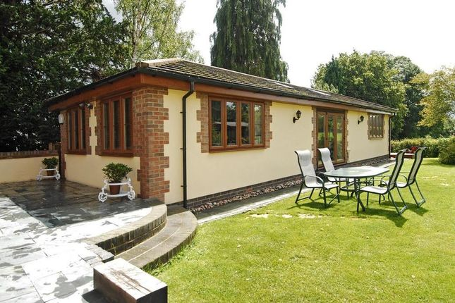Thumbnail Bungalow to rent in Lutmans Haven, Knowl Hill, Reading