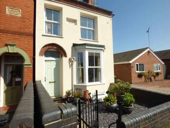 Thumbnail Detached house for sale in Ashby Road, Donisthorpe, Swadlincote, Derbyshire