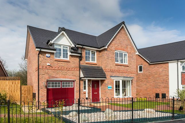 Thumbnail Detached house for sale in Rectory Lane, Standish, Wigan