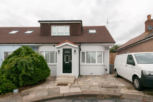 4 bed semi-detached house for sale in Parkfields Avenue, London