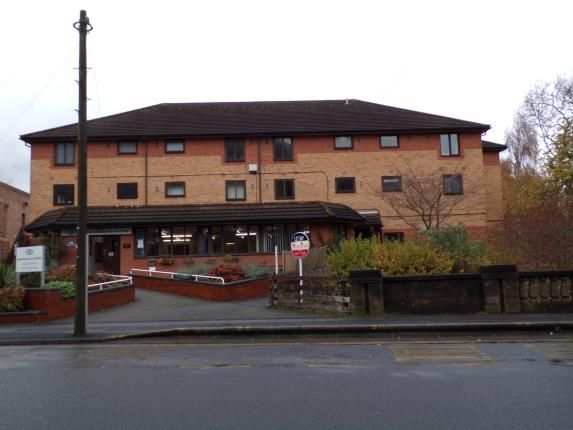 Thumbnail Flat for sale in Fordbrook Court, Hatherton Road, Walsall, West Midlands