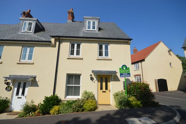 Thumbnail Property to rent in Hillcrest Gardens, Exmouth