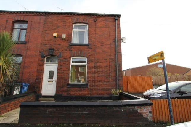 Thumbnail End terrace house for sale in Queens Road, Ashton Under Lyne