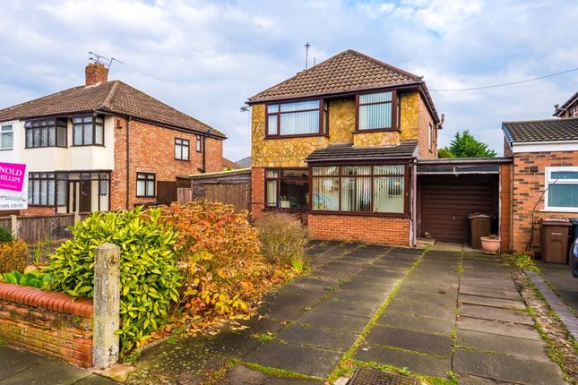 Thumbnail Detached house for sale in Old Racecourse Road, Maghull, Liverpool