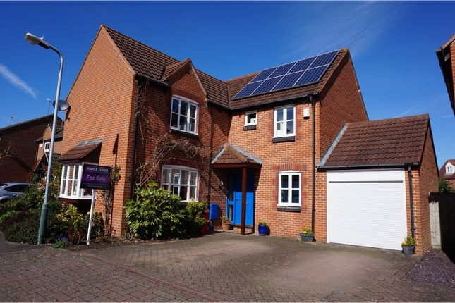 Thumbnail Detached house for sale in Touchstone Road, Warwick