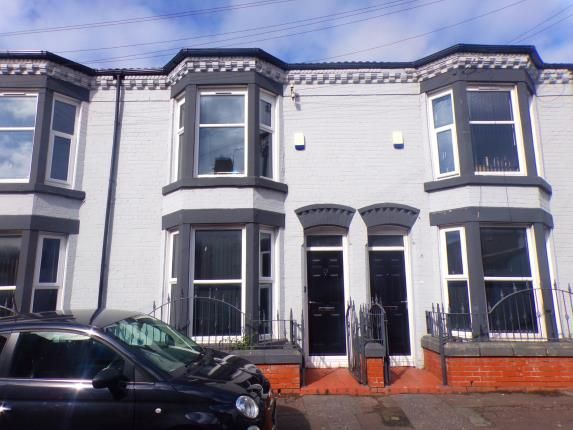 Thumbnail Terraced house for sale in Redgrave Street, Liverpool, Merseyside