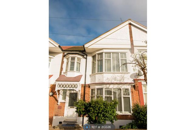 Thumbnail Terraced house to rent in Stoneycroft Road, Woodford Green