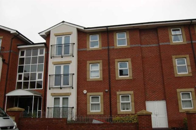 Thumbnail Flat to rent in Stamer House, Quarry Avenue