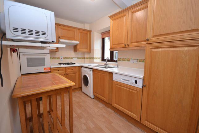 Thumbnail Flat to rent in Caxton Court, Grove Street, Bath