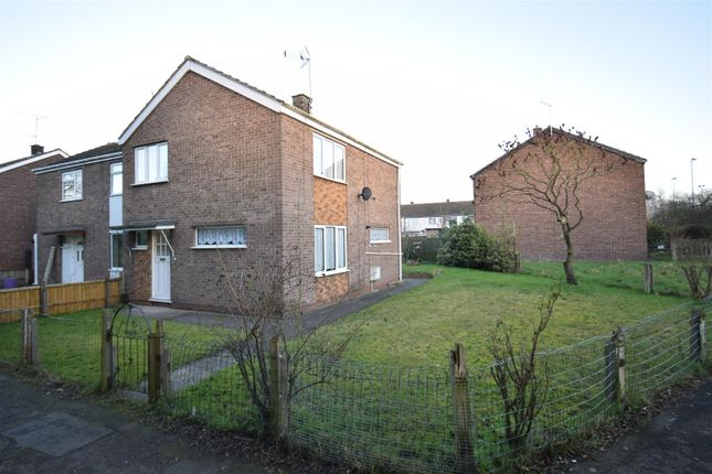 3 bed semi-detached house for sale in Stuart Avenue, Ollerton, Newark NG22
