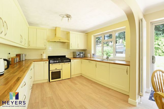 Kitchen of Hawthorn Drive, Creekmoor, Poole BH17