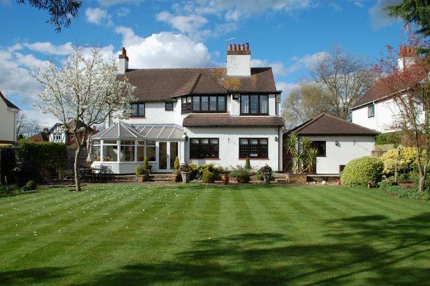 Thumbnail Detached house for sale in Wellingborough Road, Abington, Northampton