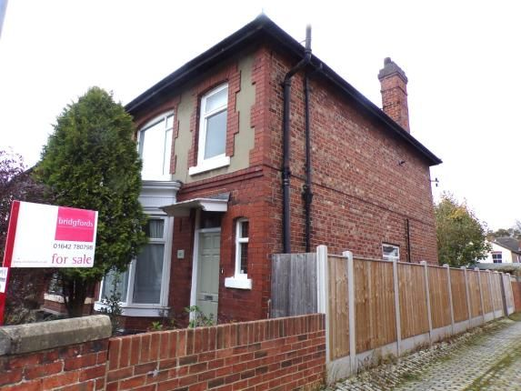 Thumbnail End terrace house for sale in Pinewood Road, Eaglescliffe, Stockton On Tees