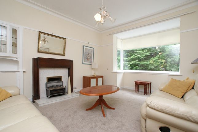 Detached house to rent in First Avenue, Bearsden