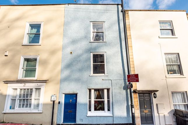 Thumbnail Terraced house to rent in Jacobs Wells Road, Clifton, Bristol