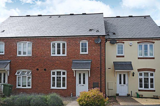 Thumbnail Terraced house to rent in Garden Close, Kington