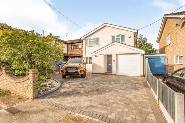 Thumbnail Detached house for sale in Romsey Road, Benfleet
