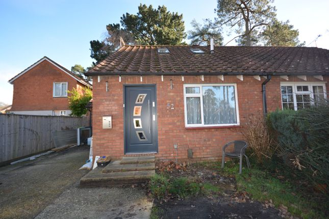 2 bed semi-detached bungalow for sale in Meadowsweet Road, Creekmoor, Poole BH17