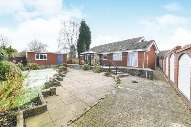 Garden of Fairfield Drive, Halesowen, West Midlands, United Kingdom B62