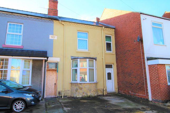 Thumbnail Terraced house for sale in Brighton Road, Alvaston, Derby