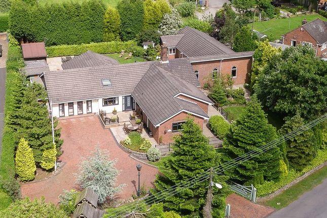 Thumbnail Detached bungalow for sale in Jack Haye Lane, Light Oaks, Stoke-On-Trent