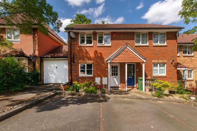Thumbnail End terrace house for sale in Autumn Drive, Belmont, Sutton