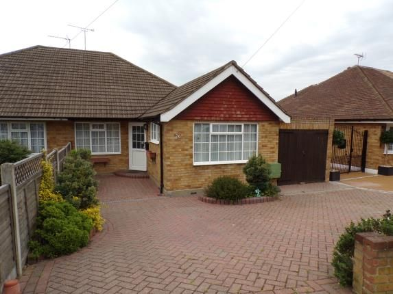 Thumbnail Bungalow for sale in Westbourne Drive, Brentwood