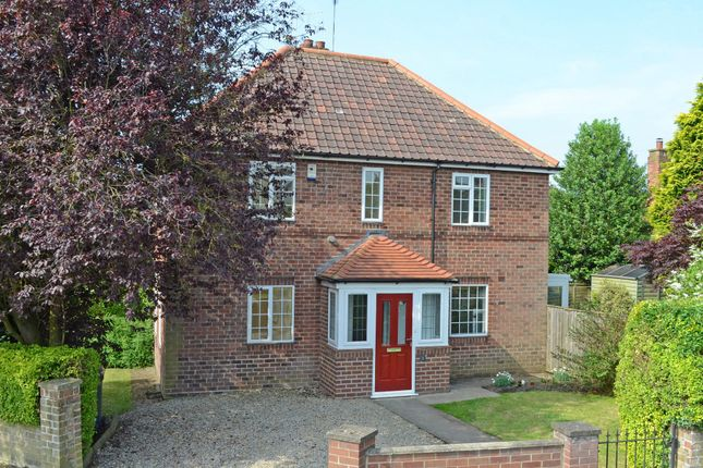 Thumbnail Terraced house for sale in Croftside, York