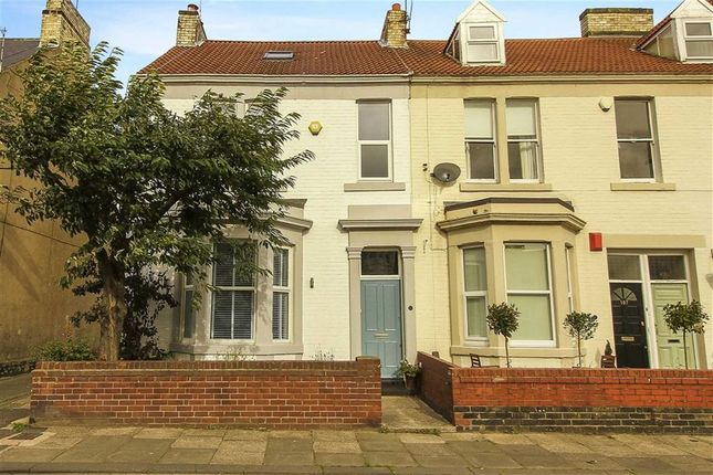 Thumbnail Semi-detached house for sale in Park Crescent, North Shields, Tyne And Wear