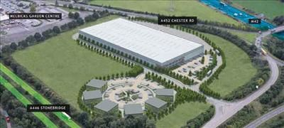 Thumbnail Land for sale in Maximus 04 - Quartz Point, A446/Chester Road, Coleshill, Warwickshire
