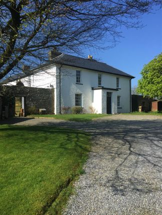 Thumbnail Detached house for sale in Mathry, Haverfordwest