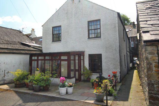 Thumbnail Flat for sale in St. Cuthbert Street, Kirkcudbright