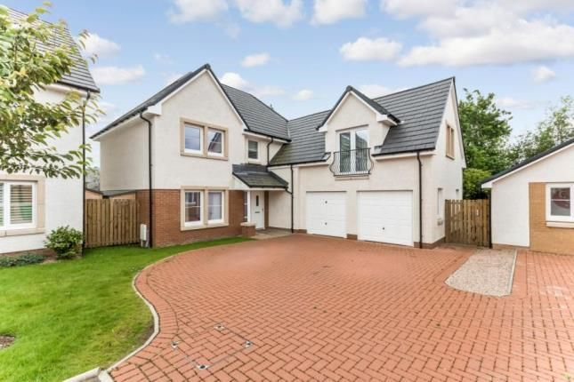 Thumbnail Detached house for sale in Mcnaughton Court, Stirling, Stirlingshire