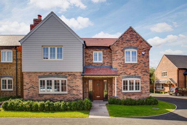 Thumbnail Detached house for sale in Millers Lock, Welford, Northampton