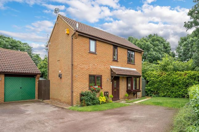 Thumbnail Detached house for sale in Rosebay Close, Walnut Tree, Milton Keynes, Buckinghamshire