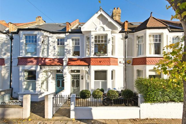 4 bed terraced house for sale in Astonville Street, London