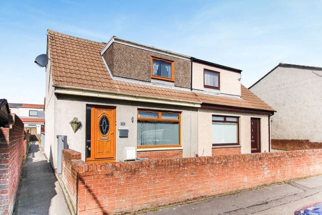 2 bed semi-detached house for sale in Robin Crescent, Buckhaven, Leven KY8