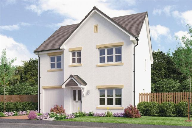 """Thumbnail Detached house for sale in """"Laing Det"""" at Forthview Crescent, Currie"""
