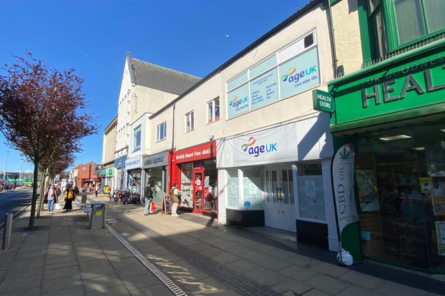 Retail premises to let in Newport Road, Middlesbrough