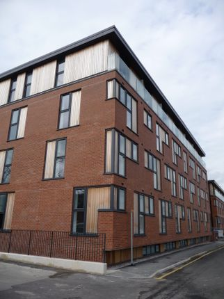 Thumbnail Flat to rent in Linea, Dunstall Street, Scunthorpe